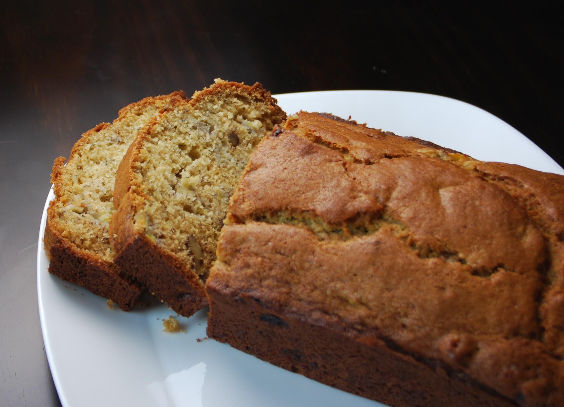 Easy Banana Bread | Blissfully Delicious