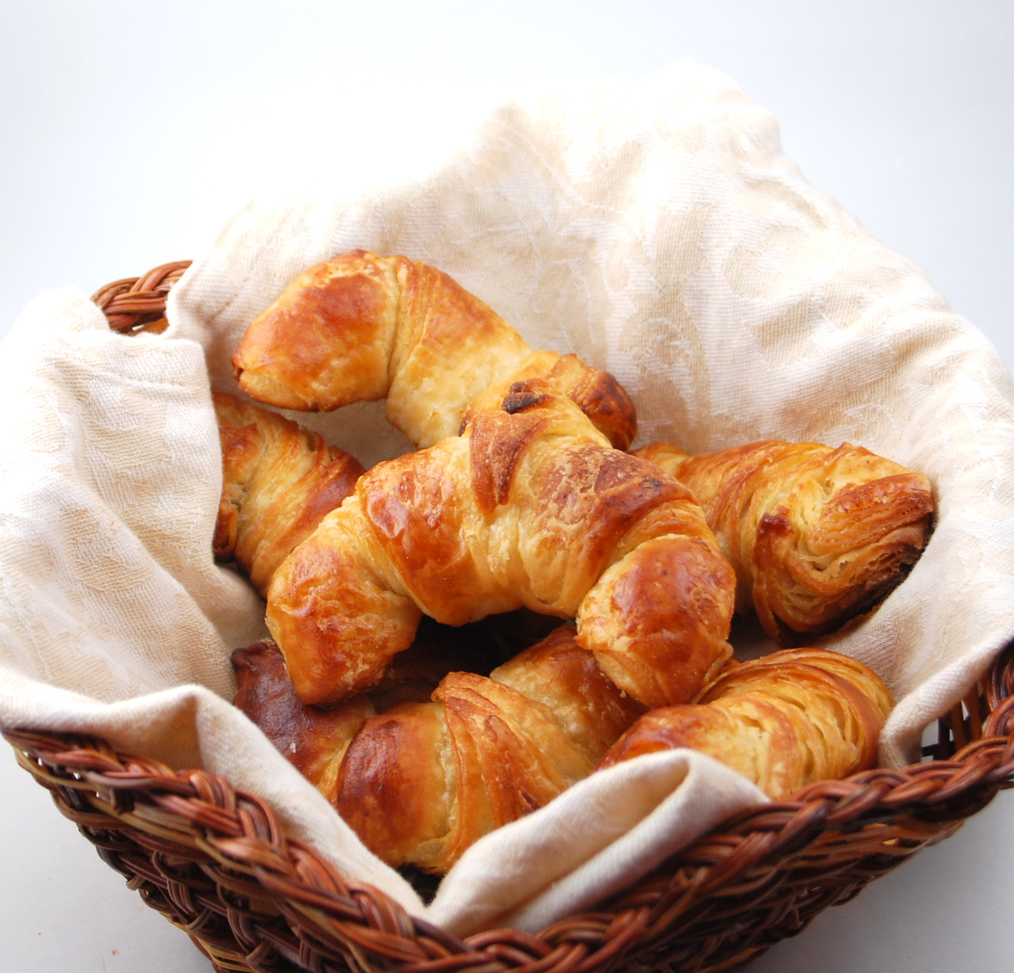 Blissfully Delicious: Croissants Recipe